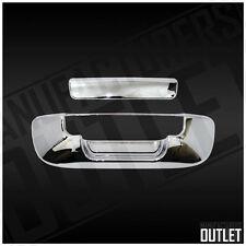 2002-2008 Dodge Ram 1500/2500/3500 Chrome Tailgate Handle Cover Trim