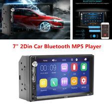 "2 Din 7"" Touch Screen Mirror Link Car Radio Multimedia Player Stereo Bluetooth"