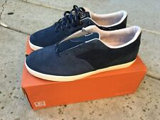 Globe The Sabbath skateboarding shoe size 10 mens blue