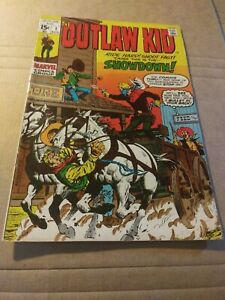 THE OUTLAW KID # 1 MARVEL COMICS KEY WESTERN (1970) FREE SHIPPING !!!!!!!!!!!!!!