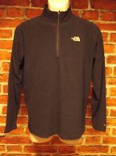 The North Face Boys Sz. XL Black TKA 100 1/4 Zip Classic Fleece