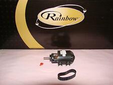 RAINBOW VACUUM POWER NOZZLE PN-2E MOTOR E-2  D4/SE  SERIES * 3 SCREWS IN  MOTOR