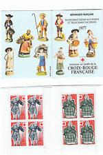 C+ 77 - TIMBRE DE FRANCE CARNET CROIX-ROUGE 1977 NEUF**