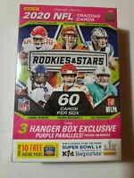 New Sealed 2020 Panini Rookies and Stars Football Hanger Box Sealed Herbert Tua