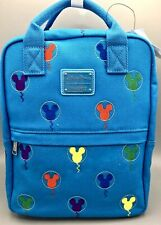 Nwt! Loungefly Mickey Mouse Balloons Backpack Disney Parks Exclusive