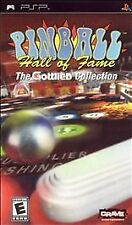 Pinball Hall of Fame The Gottlieb Collection UMD PSP G SONY PLAYSTATION PORTABLE