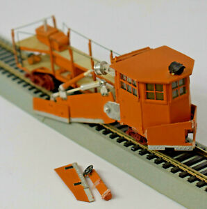 HO SCALE SCRATCH BUILT OR KIT SNOW CRAB FOR PARTS OR RESTORATION PROJECT