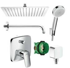 Hansgrohe Logis Unterputz Duscharmaturenset - Chrom (2563)