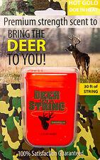 Hot Gold Doe in Heat - No Mess Deer Urine