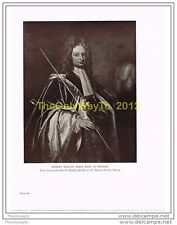 ROBERT HARLEY 1st EARL OF OXFORD, BY SIR GODFREY KNELLER , FROM HISTORICAL PORTR