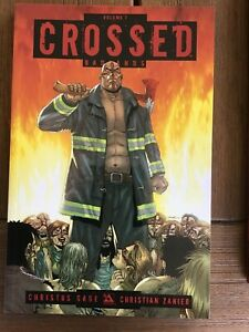 Crossed Trade Paperback Vol 7 Avatar Press Extreme Horror