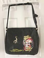 5fe73fcb34 Canvas Ed Hardy Unisex Bags   Backpacks