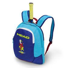 Head Novak Djokovic Kids Junior Tennis Backpack racquet racket bag - Reg $60