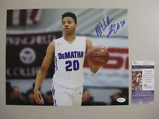 MARKELLE FULTZ signed/autographed 11x14 Photo - 76ers #1 DRAFT PICK - JSA R06074