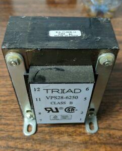 Triad Magnetics VPS28-6250 175VA transformer