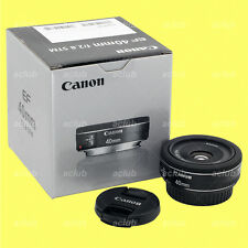 Genuine Canon EF 40mm f/2.8 STM Lens