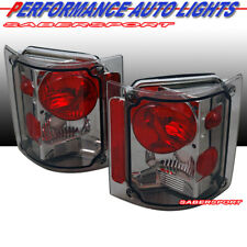 Set of Pair Smoke Taillights for 1973-1987 GMC Chevy C/K C10 Full Size Truck