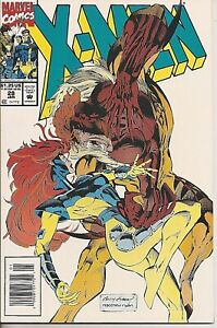 °X-MEN #28 DEVIL IN THE HOUSE° US Marvel 1994 Fabian Nicieza