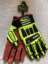 Ringers R 267 Roughneck Heavy Duty Work Gloves Impact Resistant Gloves L