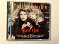 MEAT LOAF &  BONNIE TYLER  -  HEAVEN & HELL -  CD 1993 NUOVO E SIGILLATO