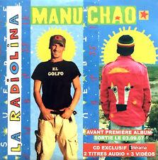 Manu Chao CD Single La Radiolina - Promo - Europe (EX/M)