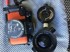 Nikonos V with 2 lenses and other accessories Wonderful for the Collector