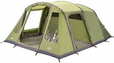 Vango Odyssey Inflatable Family Tunnel Tent, Epsom Green, Airbeam 600 .