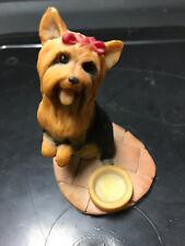 Aynsley Yorkshire Terrier small figurine