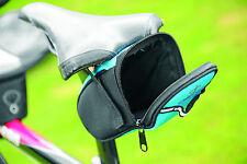 SADDLE BAG BIKE BAG PHONE REAR SEAT POUCH BICYCLE STORAGE REAR SEAT BAG