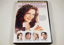 My Best Friend's Wedding DVD Special Edition Julia Roberts, Dermot Mulroney