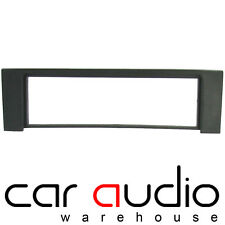 Connects2 CT24AU03 Audi A4 B6 2000-2006 Car Stereo Single Din Facia Fascia Panel