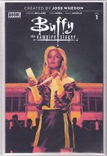 BUFFY THE VAMPIRE SLAYER 1 2019 Boom! Joss Whedon Sarah Michelle Gellar cover NM