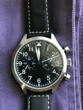 Ticino BF-109 Chronograph Watch 1st Run