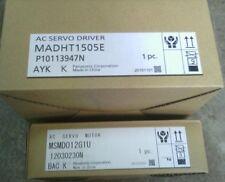 Panasonic  MSMD012G1U+MADHT1505E Servo System (Motor+Drive)