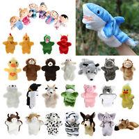 Tier- Wildleben Hand Handschuh Handpuppe Weich Plüsch Kinder Spielzeug Geschenk