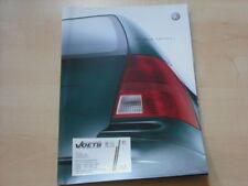 52305) VW Bora Variant Prospekt 10/2002