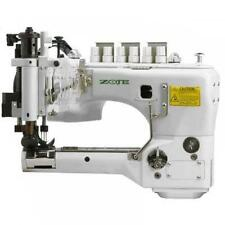 ZOJE ZJ 35800DNU Feed-Off-The-Arm Lap Seam Chainstitch Industrial Sewing Machine