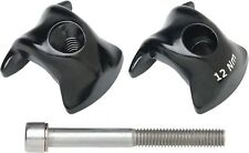 Ritchey WCS Carbon 1-Bolt Seatpost Clamp 7x7mm Clamp Black