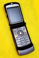 Motorola Razr V3i (Unlocked) Flip 3G Mobile Phone Excellent Condition Sim Free