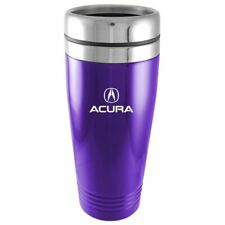 Acura Stainless Steel Tumbler Vacuum Insulated Travel Coffee Mug - Purple
