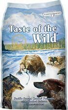 Taste of the Wild Pacific Stream Grain-Free Dry Dog Food (30lb Bag)
