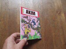 PETIT FORMAT BD AKIM 47 mon journal 1998