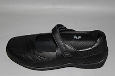 NEW Women's PG Lite 6710 Black Leather Supportive & Comfortable Mary Jane shoe