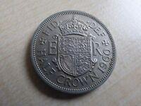 Elizabeth II Half-Crown Coins Choose your date 1953 - c.1971