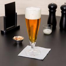 STOLZLE ELEGANT BEER SOFT DRINK GLASSES 430ML 6/PACK BOXED BRAND-NEW GERMAN