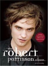 The Robert Pattinson Album By Paul Stenning. 9780859654524