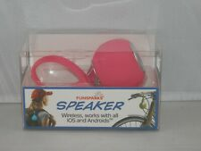 Funsparks Portable Wireless Bluetooth Speaker - iOS Android Rechargeable NEW