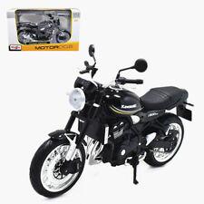 Maisto 1:12 Kawasaki Z900RS Motorcycle Model Toy New Black