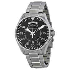 Hamilton Pilot Day Date Automatic Black Dial Men's Watch H64615135