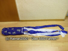Fahnen Flagge Windsack Seehunde MOIN MOIN - 160 cm